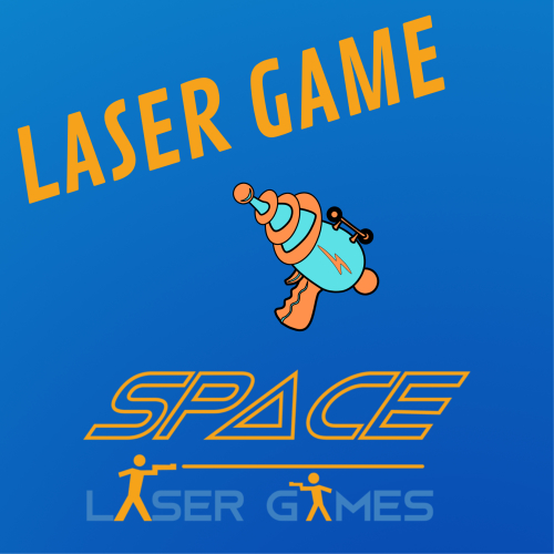 1 ou 2 Parties de Space Laser Games