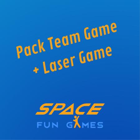 Multi-activities | Team Games & Laser Games