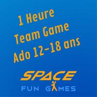 1 Heure de Team Games : Ado 13 - 18 ans / Etudiant < 25 ans